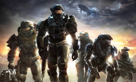 Halo Reach characters